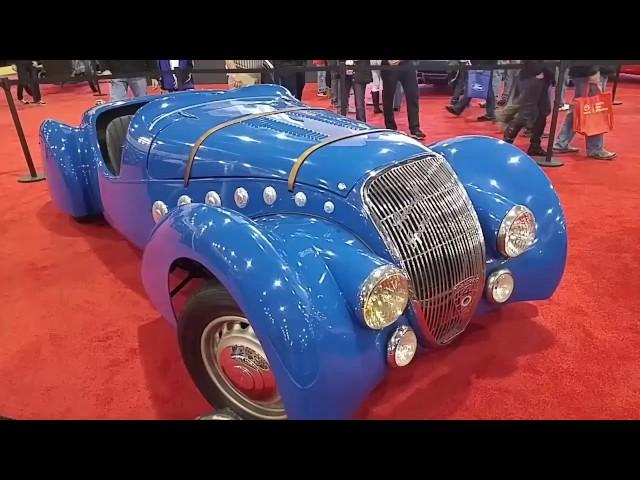 1938 Peugeot Darl'mat LeMans