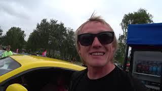 АРКАДИЙ ЦАРЕГРАДЦЕВ прокатился на ROLLS ROYCE.DRIFTEXPO.К-команда BWT забрала ПЕРВОЕ место!!!