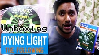 Unboxing Dying light The Following || Thanks To GameXS.in || Games and Gamers Mania