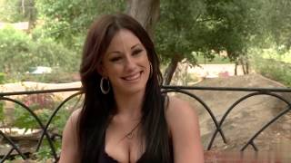 Jennifer White pornstar | interview before shooting