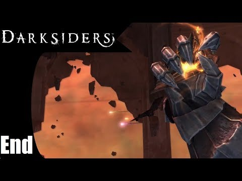The Seventh Seal - Darksiders - End