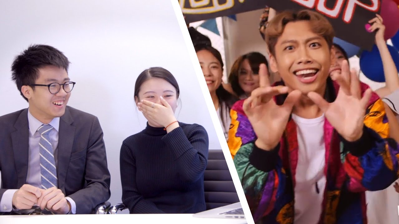 Chinese Students React to TGOP (This Group of People) | 留學生看這群人