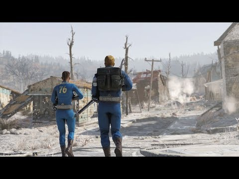 Fallout 76 –Offizieller Wastelanders-Gameplay-Trailer zur E3 2019