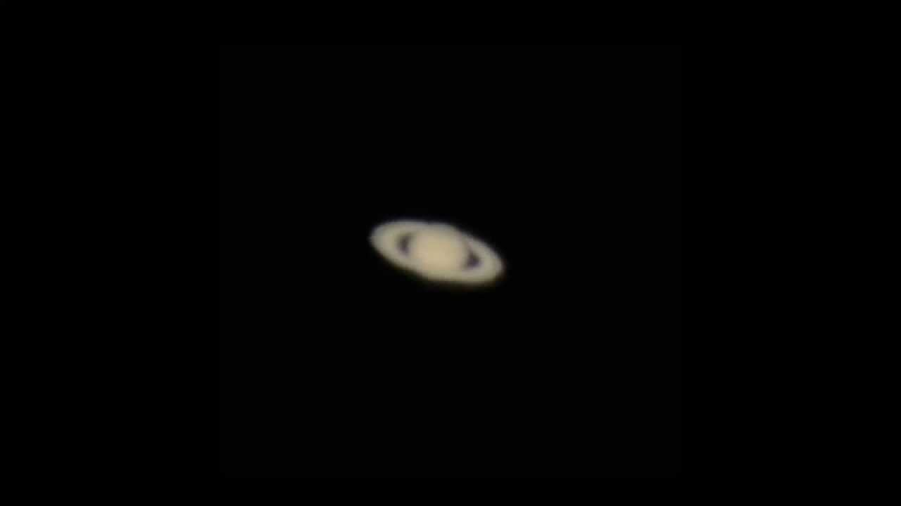 iphone view of saturn with 6 refractor telescope youtube. Black Bedroom Furniture Sets. Home Design Ideas