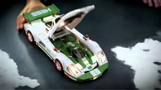 hess toy truck commercial 2009