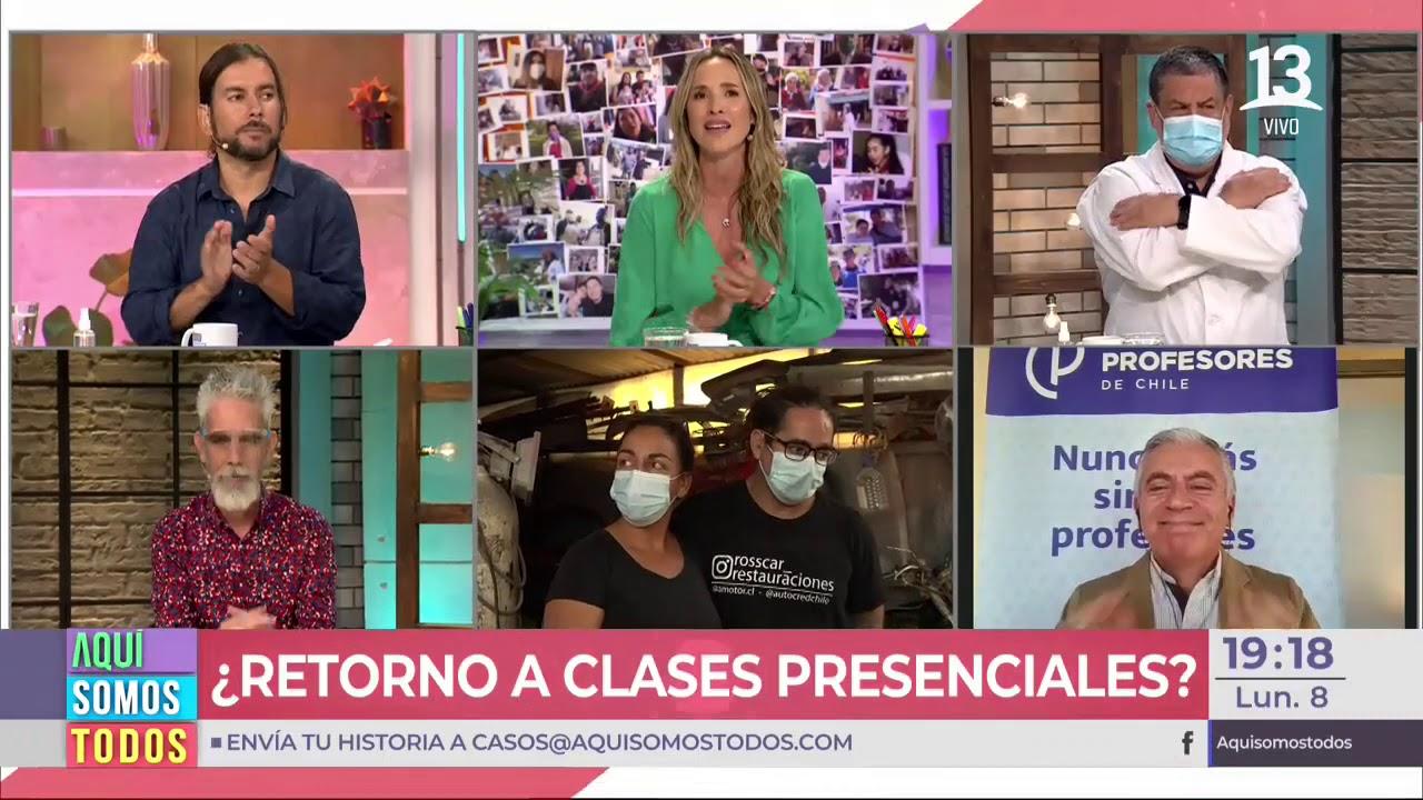 Angélica Castro destacó labor de profesores en pandemia