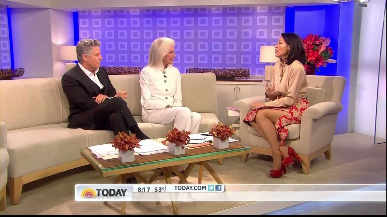 Meredith vieira upskirt on the today show - 3 3
