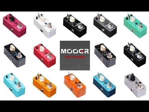 Mooer Pedals - mega Distortion review