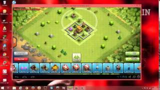 Faire un village hybride HDV 4 clash of clans.