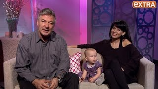 hilaria and alec baldwin share happy baby news with extra