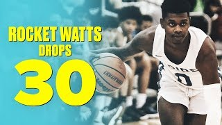 Rocket Watts Drops 30 and SPIRE Picks Up Another Win - Full Game Highlights