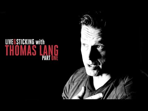 Wembley Music Centre Presents: Live and Sticking with Thomas Lang (Part 1)