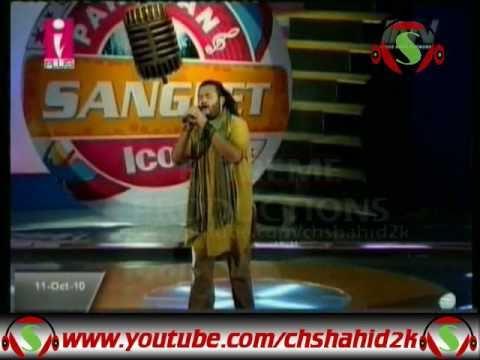 Sohaib Hassan Jaane Do Pakistan Sangeet Icon 1 Episode 3