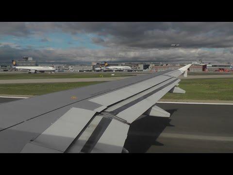 Finnair Airbus A320 ✈ FULL FLIGHT Frankfurt to Helsinki Vantaa