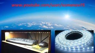 Как сделать подсветку для клавиатуры своими руками (Моддинг/Доработка)(Я VK - https://vk.com/id62705574 Группа VK - https://vk.com/alik_osmanov -------------------------------------------------------------------- Первый ролик ..., 2016-03-23T17:55:28.000Z)