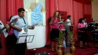 "Templo Divina Trinidad-Grupo De Adoracion- ROJO ""No Me Soltaras"" - Mendoza, Argentina"