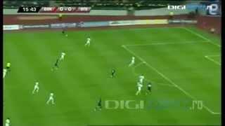 Rezumat Dinamo Tbilisi Steaua 0 - 2  30.07.2013