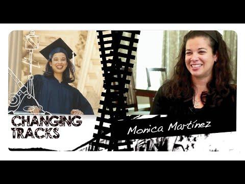 Changing Tracks: Monica Martínez
