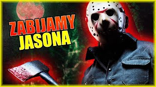ZABIJAMY JASONA *Sekretne Zakończenie* | Friday the 13th: The Game [#12] | BLADII