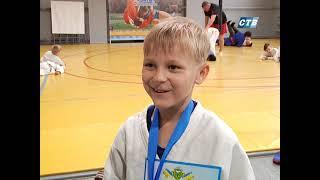 П'ять медалей завоювали сєвєродончани на змаганнях з дзюдо у Слов'янську