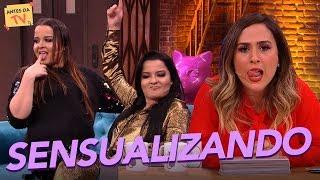 Baixar Maiara e Maraísa SENSUALIZAM com Tatá Werneck | Humor Multishow