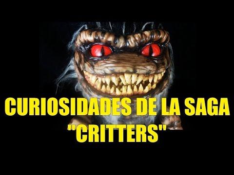 Curiosidades de la Saga Critters
