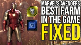 Marvel Avengers Game - Best Farm In The Game FIXED - More Info Pinned Comment (Marvel's Avengers)
