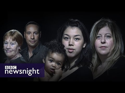 Where does the rise of identity politics leave people of mixed race? – BBC Newsnight