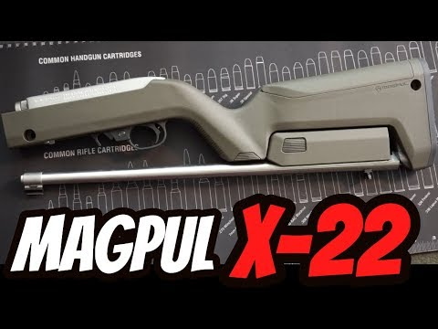 Magpul X-22 Backpacker| Survival Rifle Stock