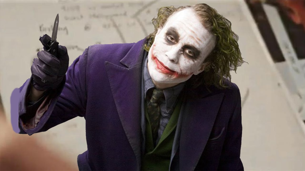 Heath Ledger's Creep...