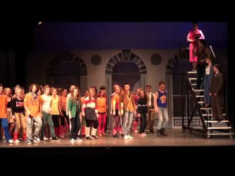 St John's Grammar School Musical - FAME 2012
