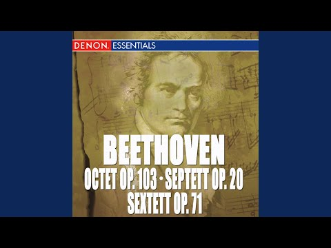 Sextett in E-Flat Major, Op. 71: II. Adagio - Allegro mp3