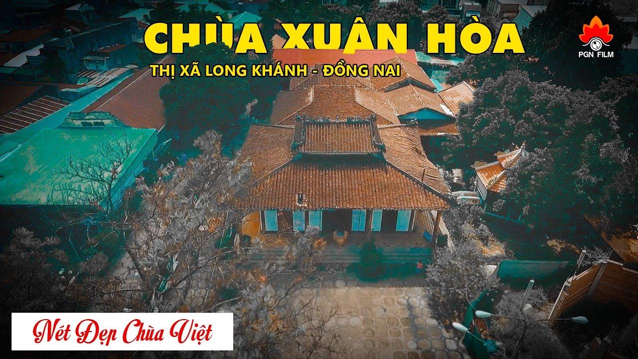 Nét Đẹp Chùa Xuân Hòa (Thị xã Long Khánh - Đồng Nai) 17.09.2020