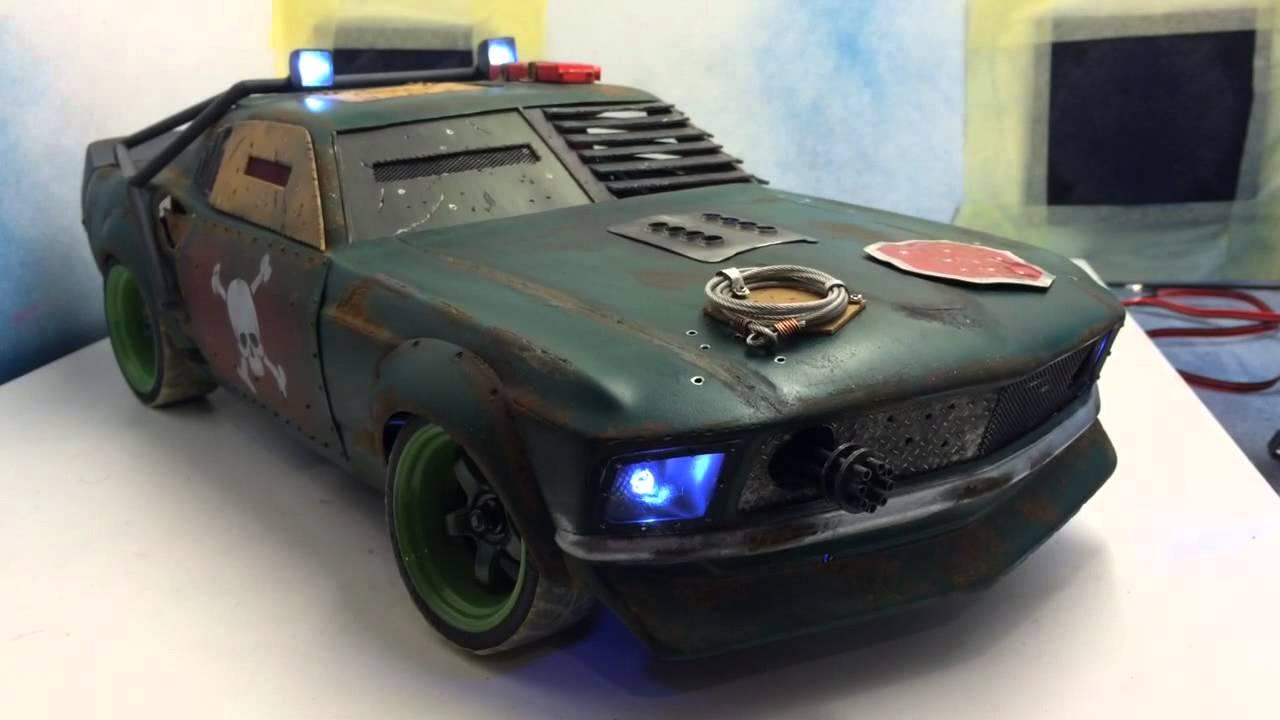 Mustang Apocalips Drift Rc Youtube
