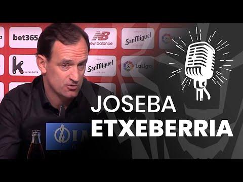 🎙️ Joseba Etxeberria I post Bilbao Athletic 1- 0 Cultural Leonesa I J22 - 2ªB 2019-20