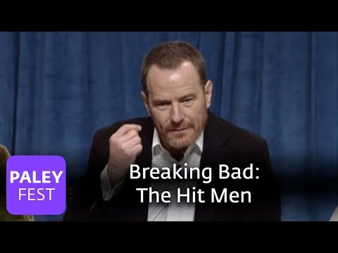 Breaking Bad  Cranston on the Hit Men Paley Center