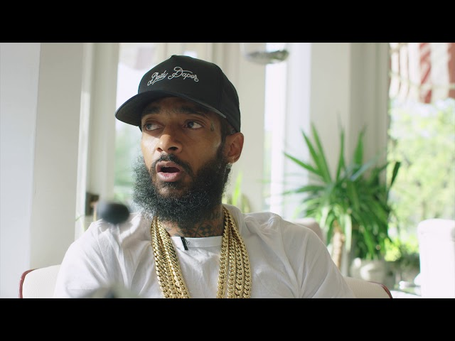 Nipsey Hussle invest in cryptocurrency