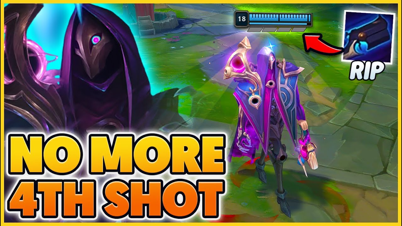 RIOT Took Away Jhins 4TH Shot (BIGGEST NERF EVER!!) - BunnyFuFuu | League of Legends
