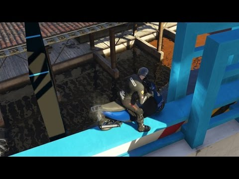 FAGGIO RACE IN EEN BOX!!! (GTA V Online Funny Races)