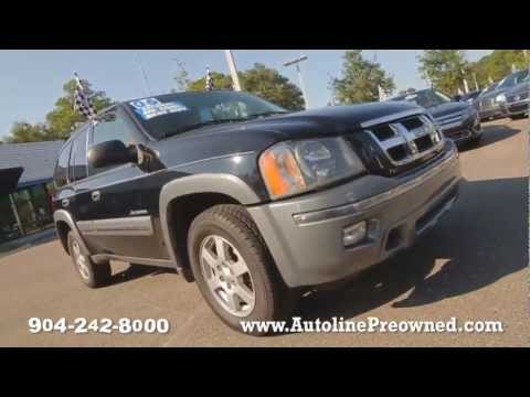 Autoline's 2006 Isuzu Ascender S Walk Around Review Test Drive