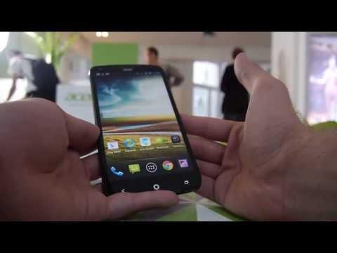Acer Liquid S2 Short Review at IFA 2013