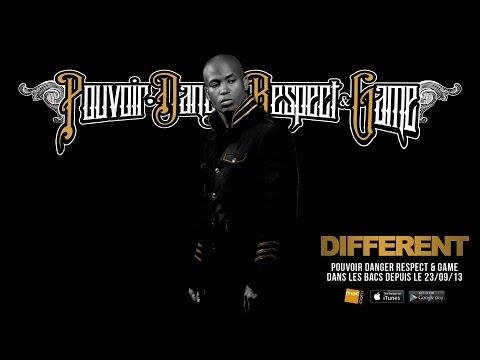 Rohff - Différent [Vidéo Lyrics]