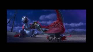 Raptor vore & mawshot (Ice Age 5)