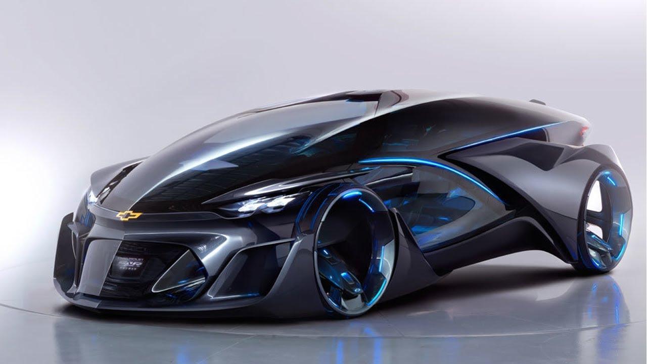 भविष्य की 5 सबसे अनोखी कार // Top 5 Future Concept cars - Yo