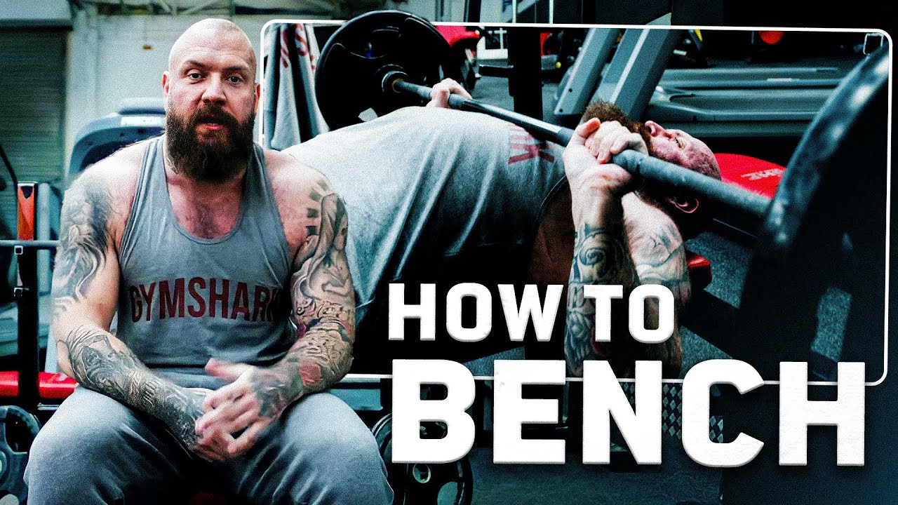 How To Bench Press For Beginners