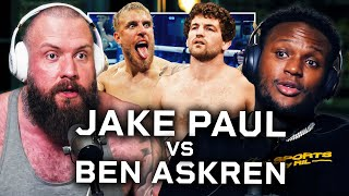 The Jake Paul vs Ben Askren DEBATE