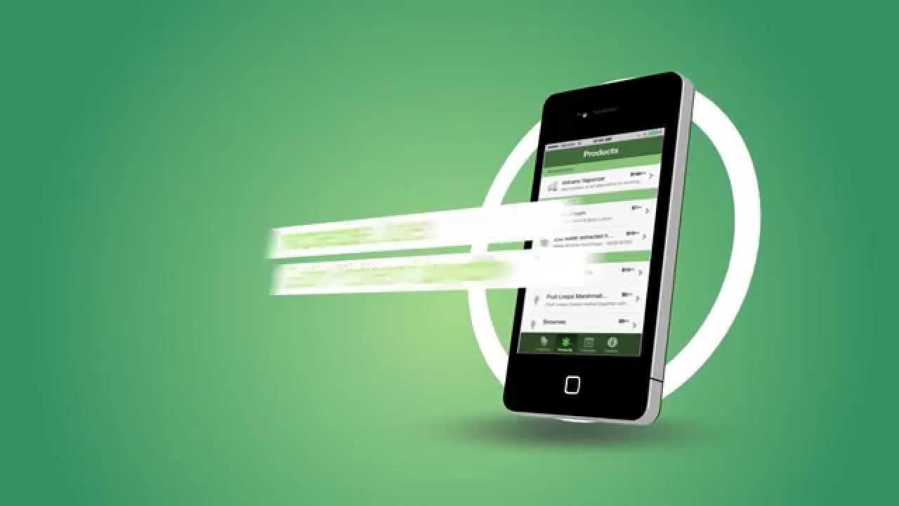 White-Label Mobile App For Dispensaries - Dispensary Mobile
