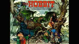 The Hobbit (1977) Soundtrack (OST) - 09. Rollin' Down the Hole