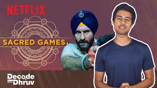 Sacred Games: The Rise of Indian OTTs   Decode with @Dhruv Rathee   @Varun Grover   Netflix India