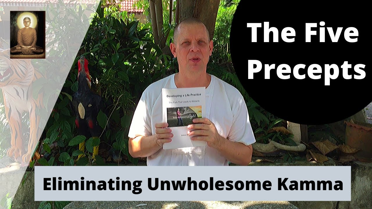 The Five Precepts: A Householders Guide to Daily Practice - (Eliminating Unwholesome Kamma)
